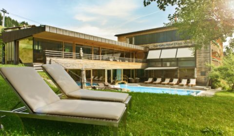 Ayurvedaurlaub im Naturhotel Chesa Valisa in Vorarlberg