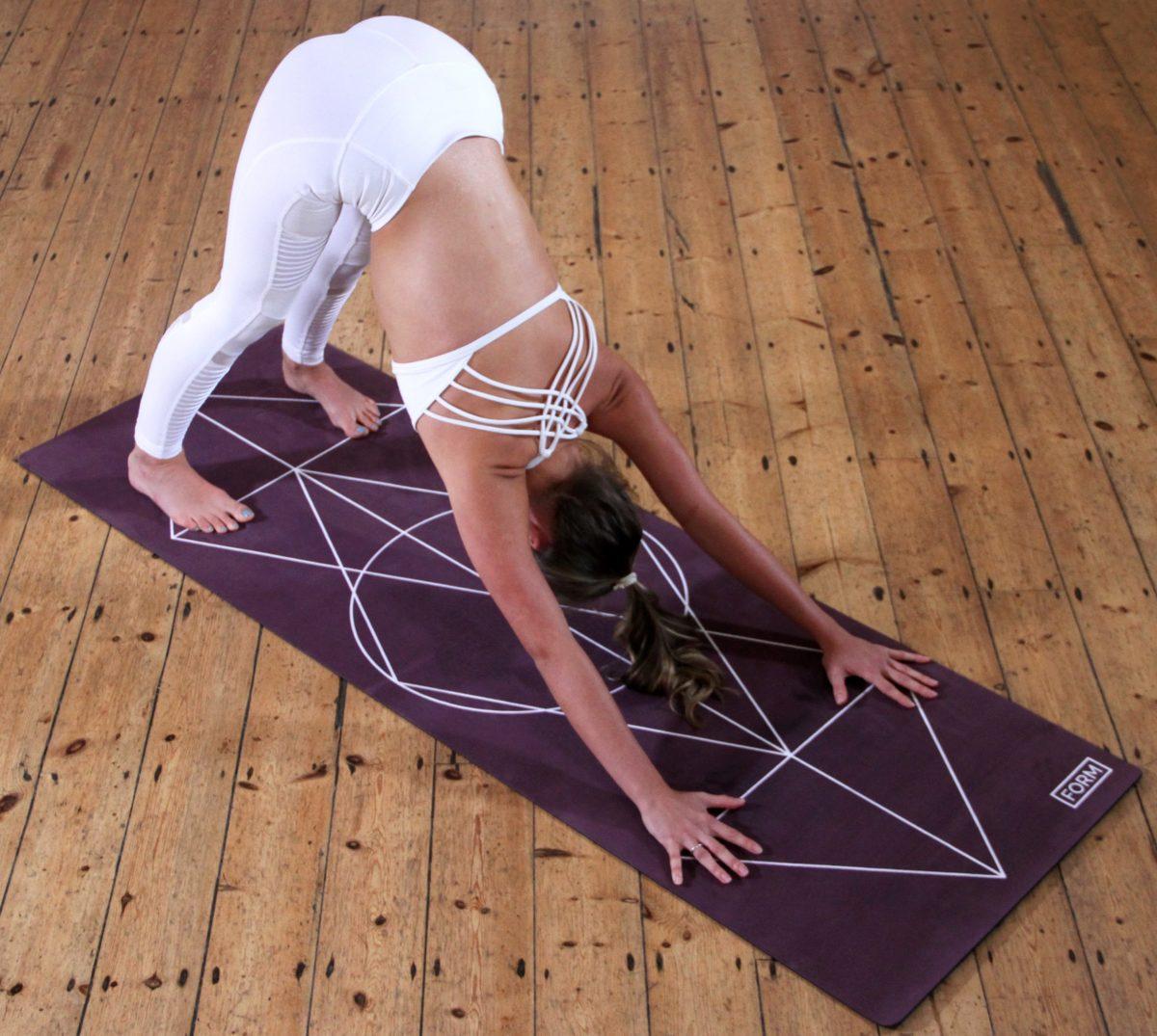 Die besten Naturkautschuk Yogamatten