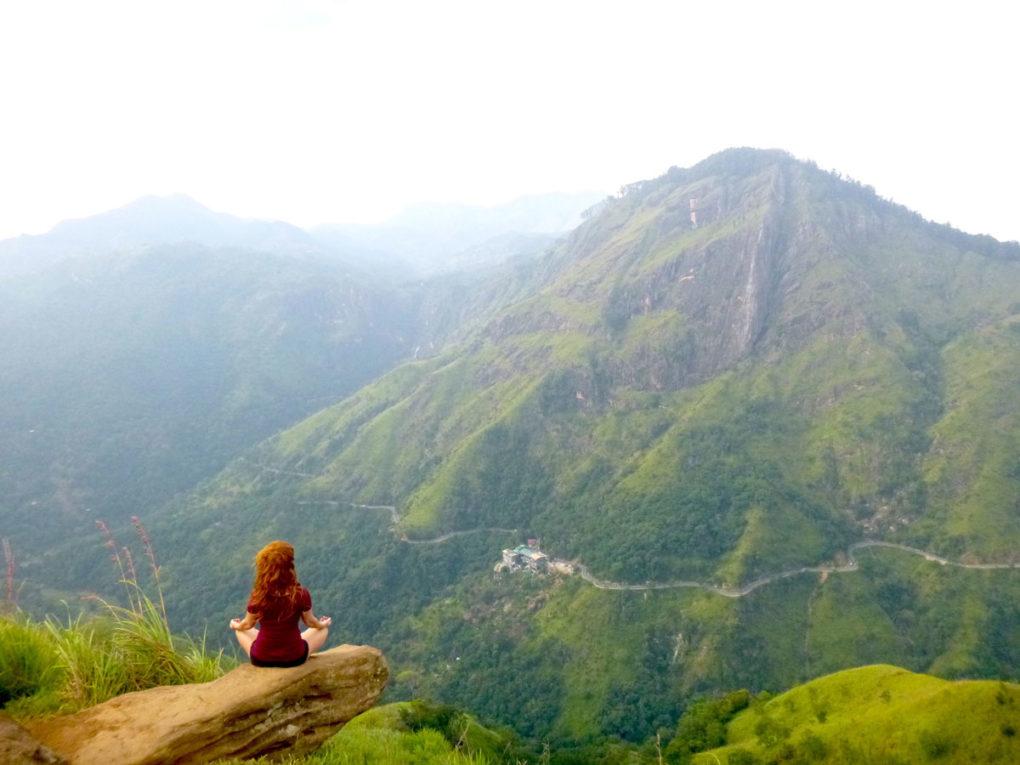 Yin Yoga und Meditation Retreat im Ashram in Indien
