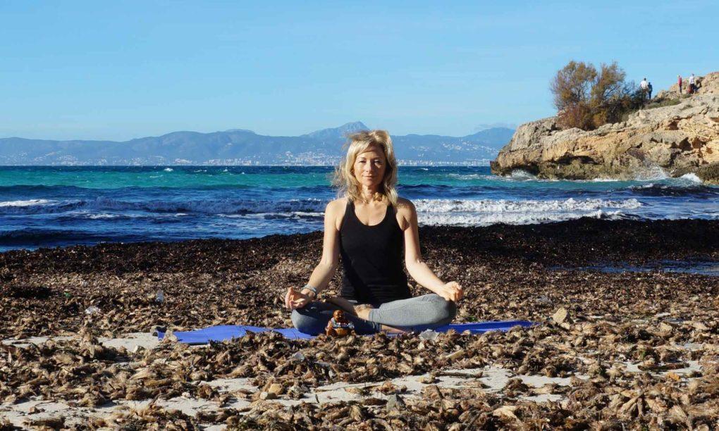 Yoga und Coaching mit Andrea König auf Mallorca