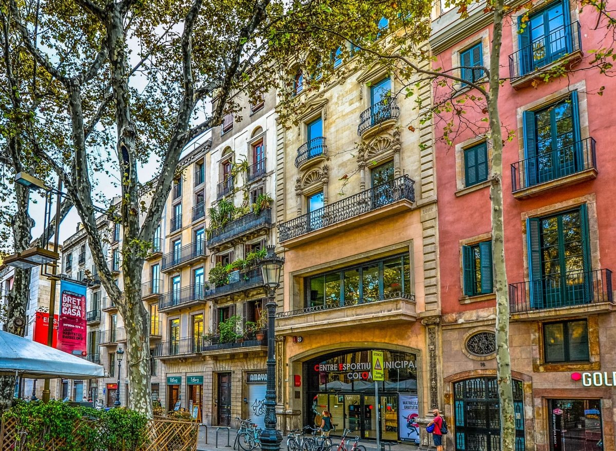 Yoga Urlaub Barcelona