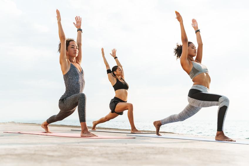 Abnehmen und Yoga Urlaub auf Mallorca