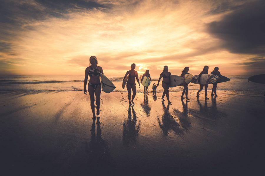 Surf und Yoga Urlaub in Ericeira Portugal