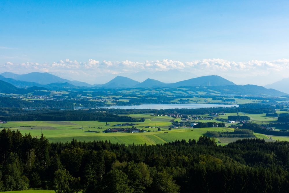 Seelen Yoga Urlaub in Salzburg