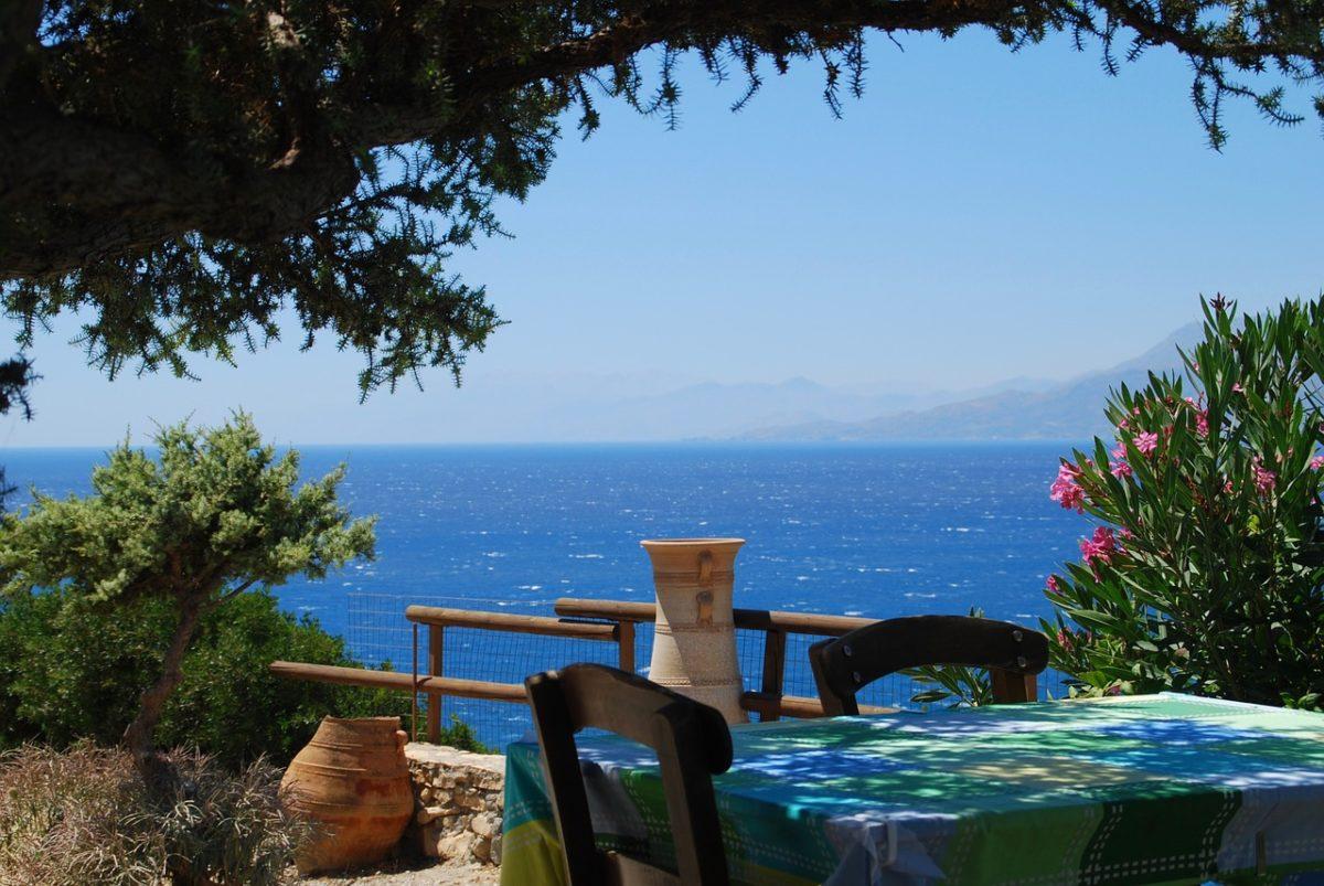 Yoga Urlaub auf Kreta