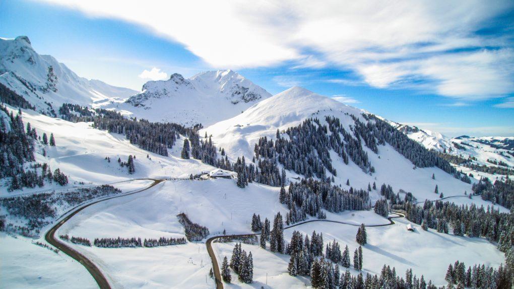 Ski Yoga Urlaub Tirol