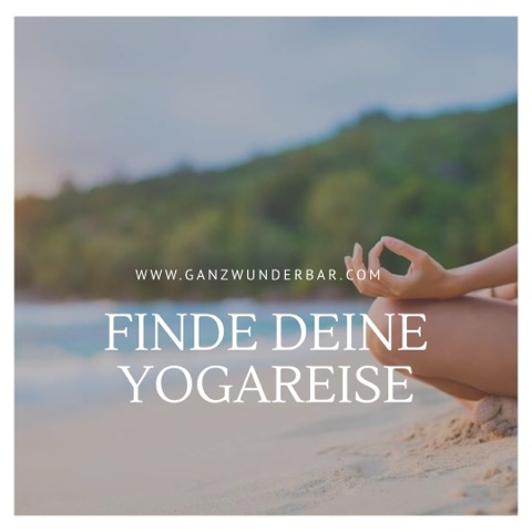 Finde deine Yogareise