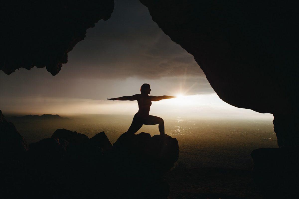 Selbstbewusstsein aufbauen mit Yoga