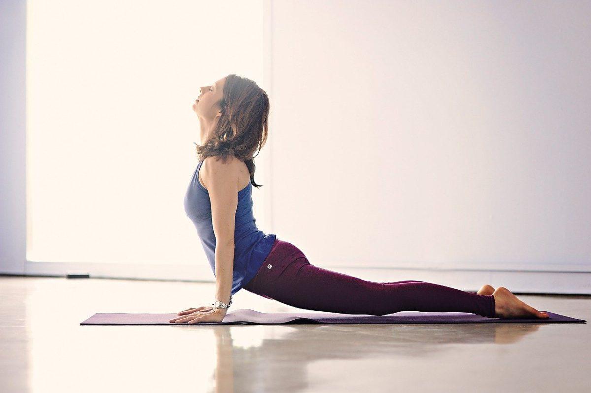Yoga bei Inkontinenz