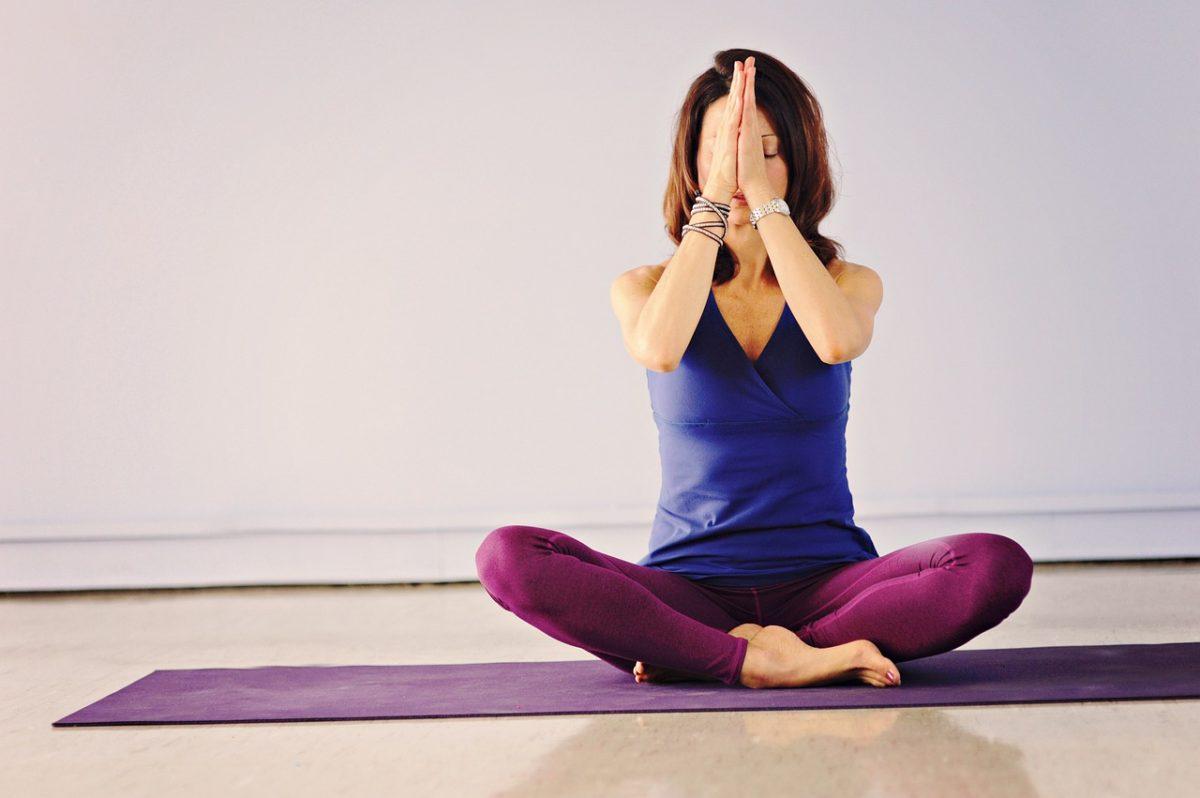 Atmen gegen Stress