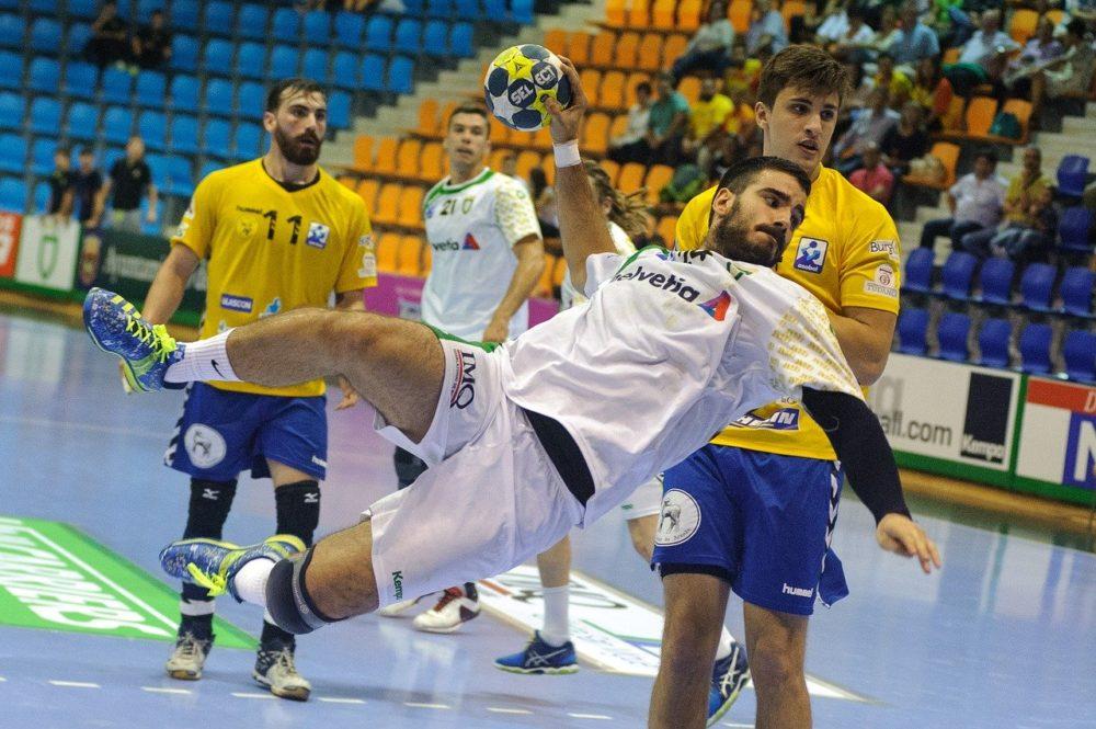 Yoga für Handballer - 6 Übungen
