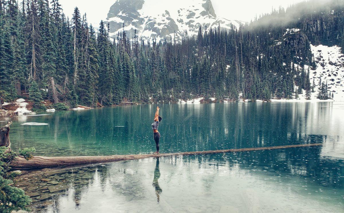 Yoga Campingtrip