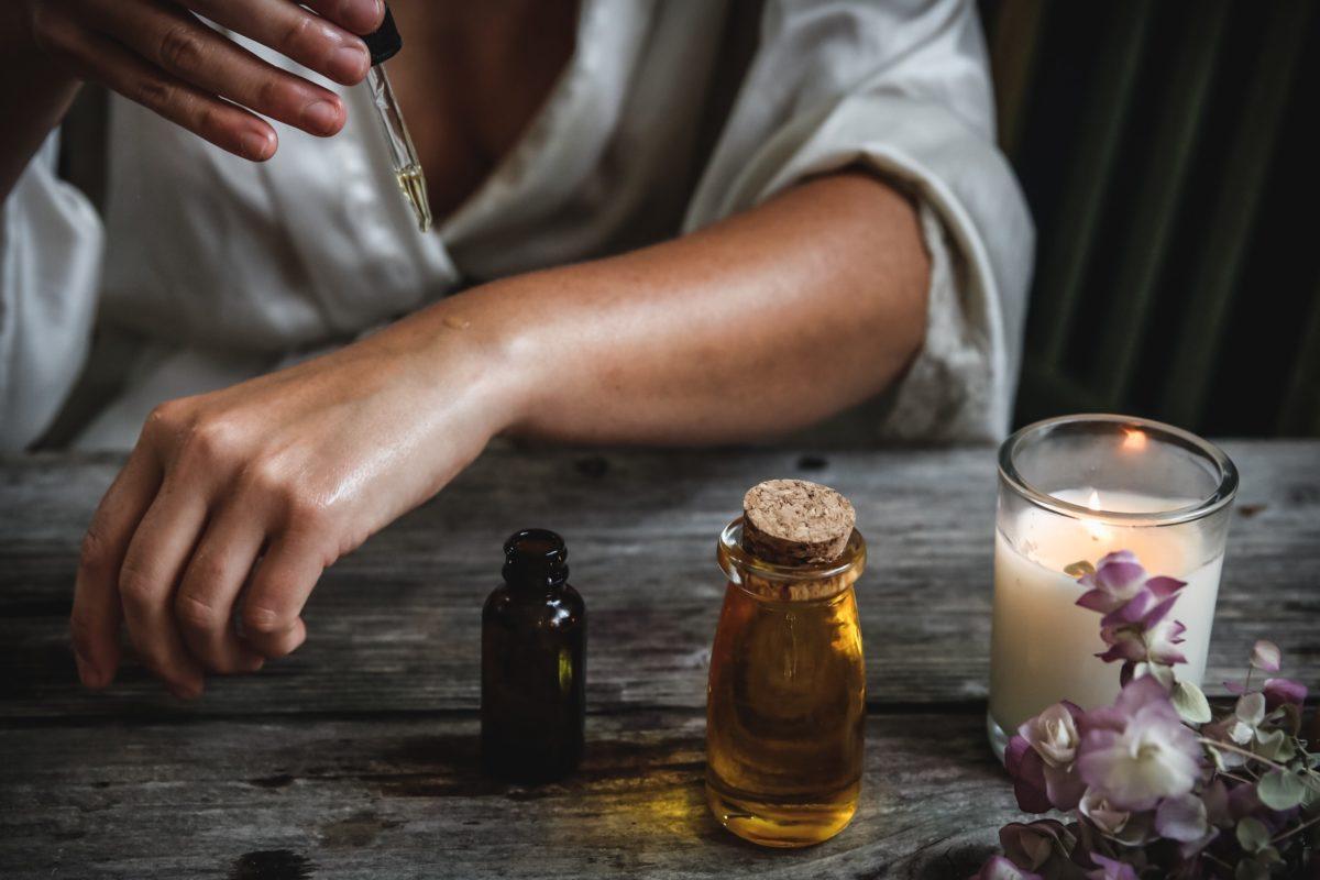 Ätherische Öle zum Entspannen