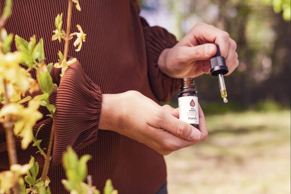 Bio CBD Öl Purefy