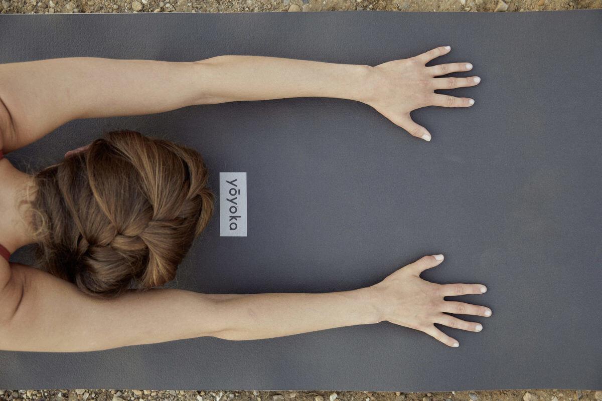 Yogamatte aus PET-Flaschen