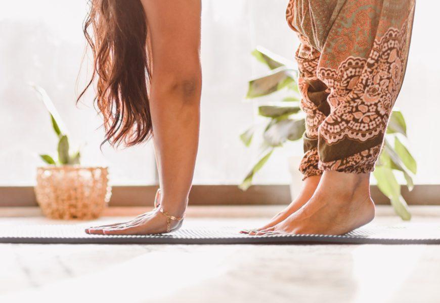 Yoga und Introversion